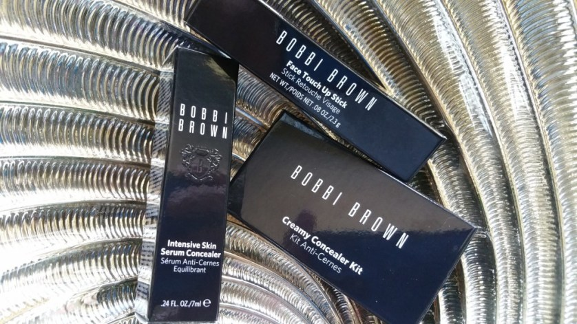 Bobbi Brown Intensive Skin Serum Concealer, Face Touch Up Stick, and Creamy Concealer Kit