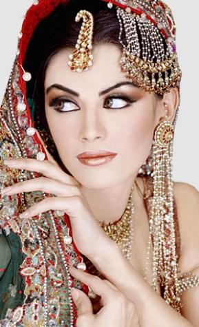 Allenora Annie Signature Salon Bridal Makeup 10