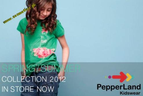 Latest Pepperland Casual Wear Collection For Summer 2012. (4)