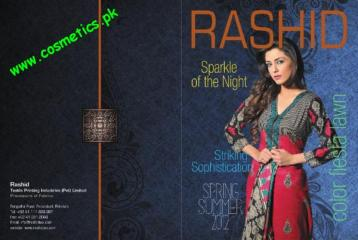 Rashid Textiles Classic Lawn For summer 2012. (2)