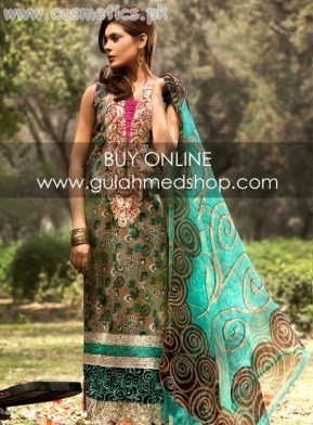 Gul Ahmed Latest summer Collection 2012 Volume 2 009
