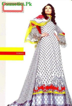 Vaneeza Ahmed Lawn Prints For Summer 2012 Complete Catalog-008