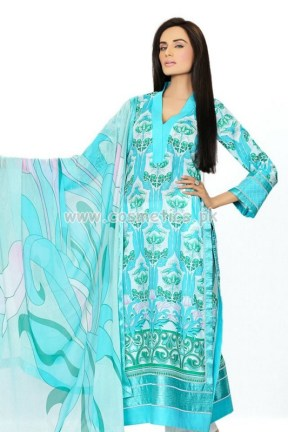 HSY Latest Nation Summer Lawn Collection 2012 007
