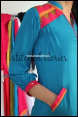Stitched Stories Summer 2012 Ready To Wear Kurtas Pictures