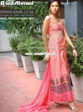 Gul Ahmed Latest Lawn Prints For Women 2012-13 018