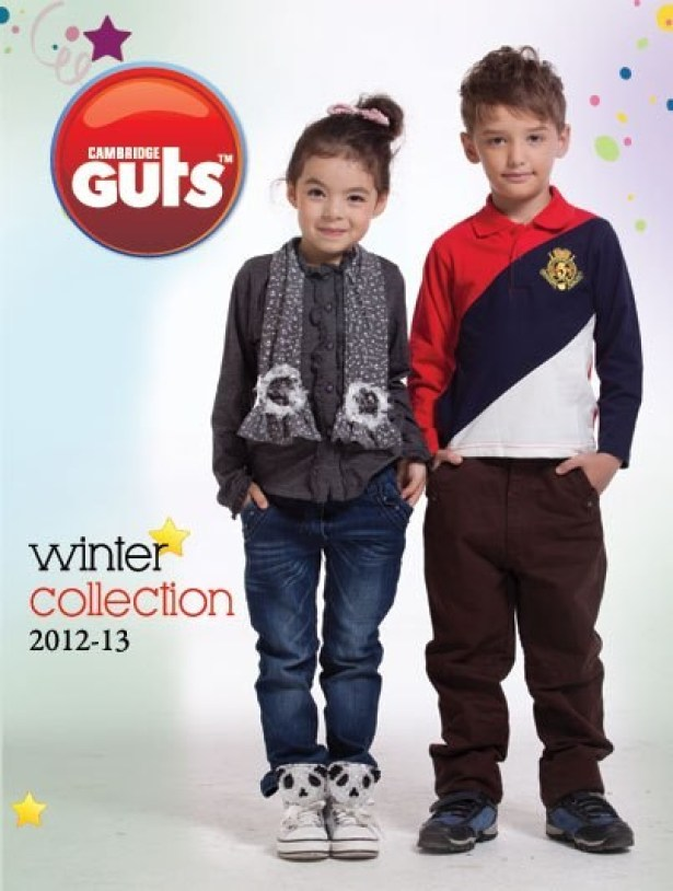 Guts By Cambridge Winter Dresses 2012-2013 For Kids 002