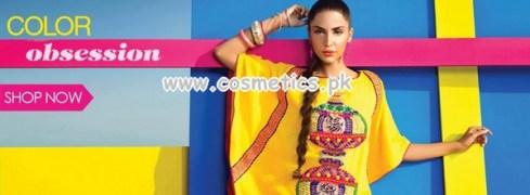 Rang Ja Latest Winter 2012-13 Casual Dresses 003