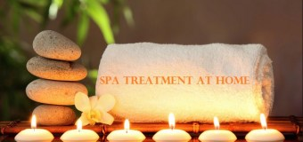 Feel Free with SPA Treatment at Home