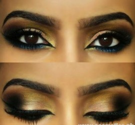 Best 6 Eye Makeup Tips For Eid 2015