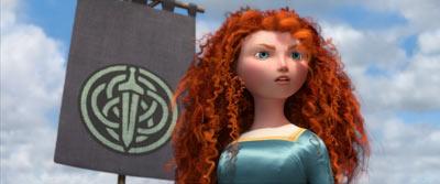 Vilt rött hår var det här ja.