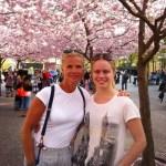 Mamma och jag :)