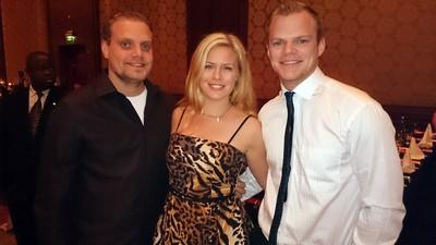 L, jag och lillebror
