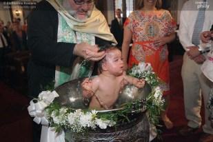 Erin Cynthia and Leah Anna Schweich Baptism