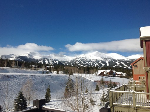 Breckenridge Mountain, Feb 16, 2013