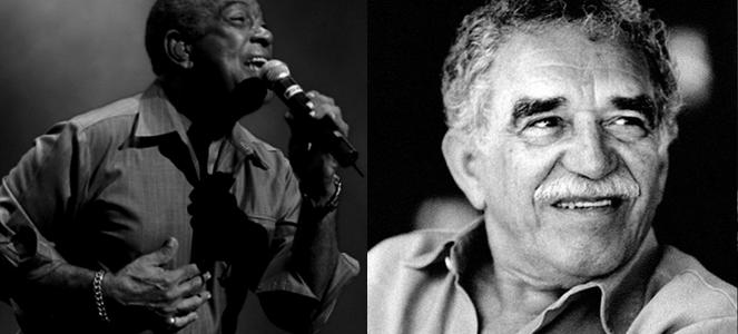 Cheo y Gabo: convergencia cultural latina