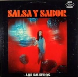 """Portada de la producción """"Salsa y Sabor"""""""