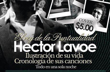 El Salvador recordará a Hector Lavoe