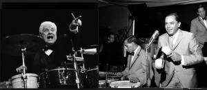 Tito Rodriguez y Tito Puente