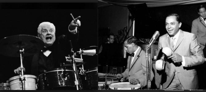 Tito Rodríguez versus Tito Puente