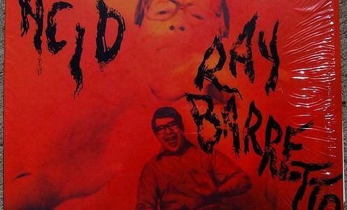 Inicio de Ray Barreto en el sello Fania