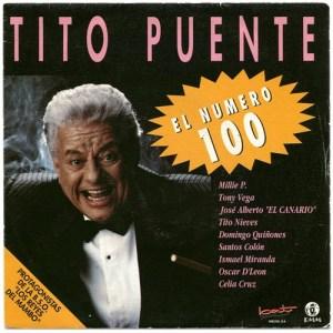 Tito Puente y el número 100