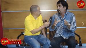 Willie González con Raul Augusto Osorio