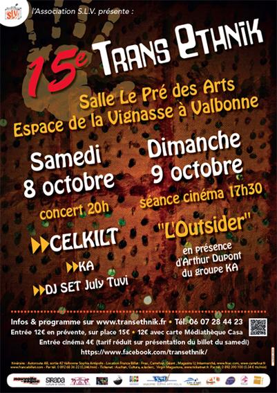 Festival Trans Ethnik en Valbonne @ Valbonne | Provenza-Alpes-Costa Azul | Francia
