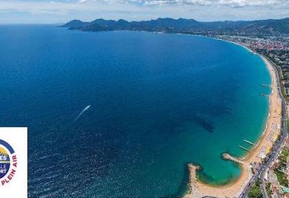 Más de 3 kilometros de la Avenida de Midi, en Cannes, serán peatonales el domingo 11 de septiembre, desde las nueva de la mañana hasta las...