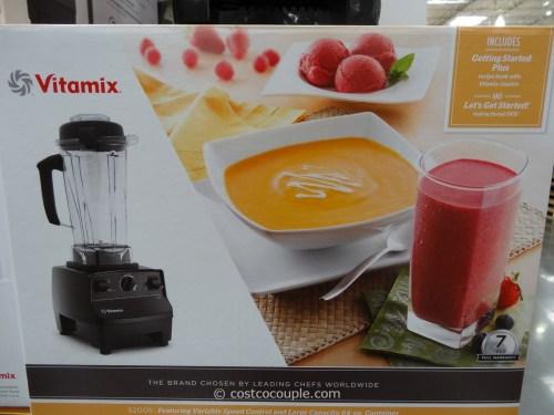 Medium Of Vitamix Blender Costco