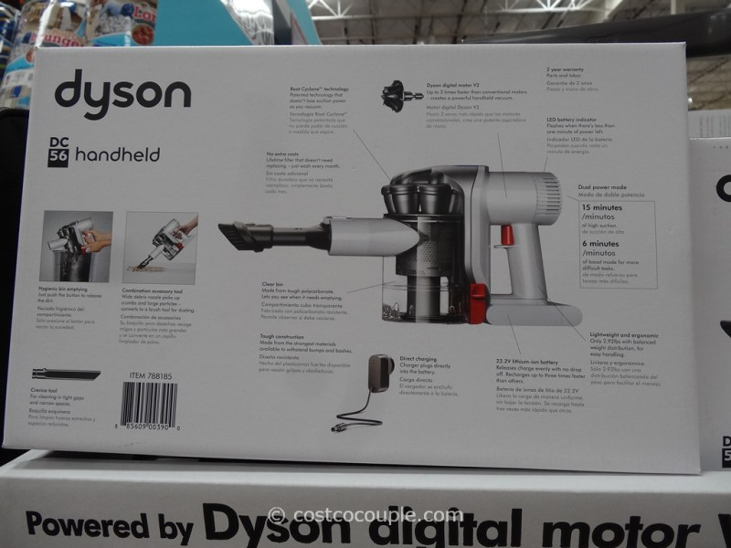 Large Of Dyson Vacuum Costco