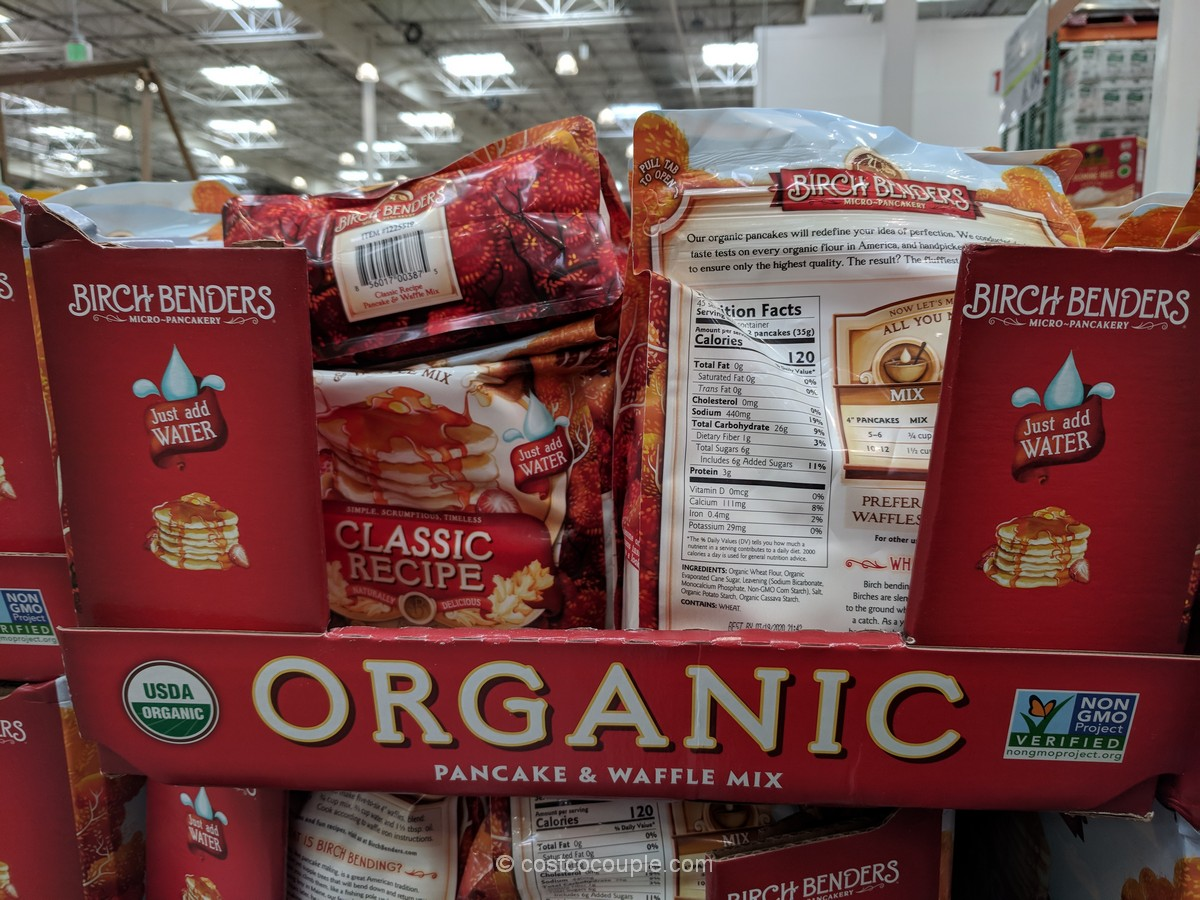 Fabulous Birch Benders Organic Pancake Waffle Mix Ferrero Rocher Hazelnut Chocolates Ferrero Rocher Costco Usa Ferrero Rocher Collection Costco nice food Ferrero Rocher Costco