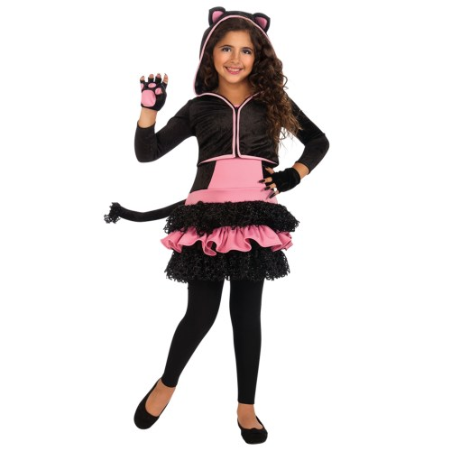 Medium Crop Of Black Cat Costume