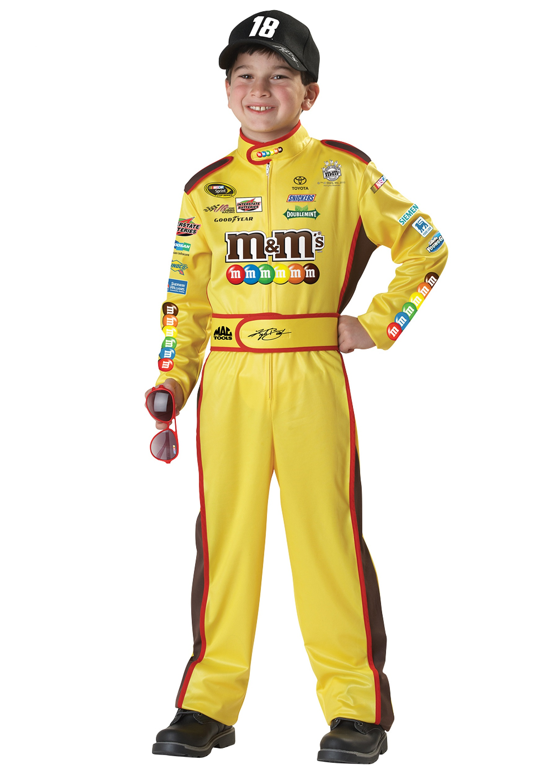Fullsize Of Race Car Driver Costume