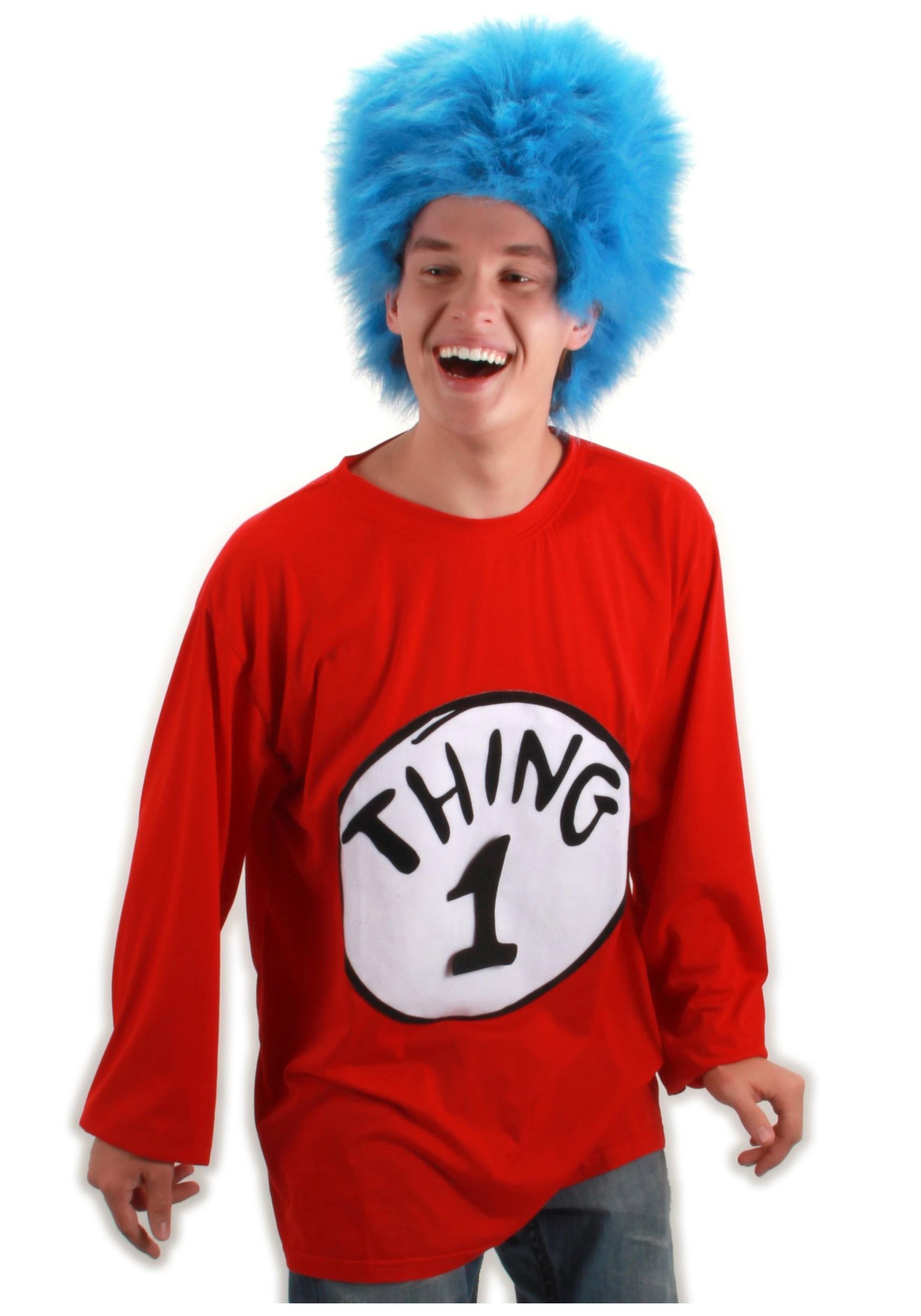 Fullsize Of Thing 1 Costume