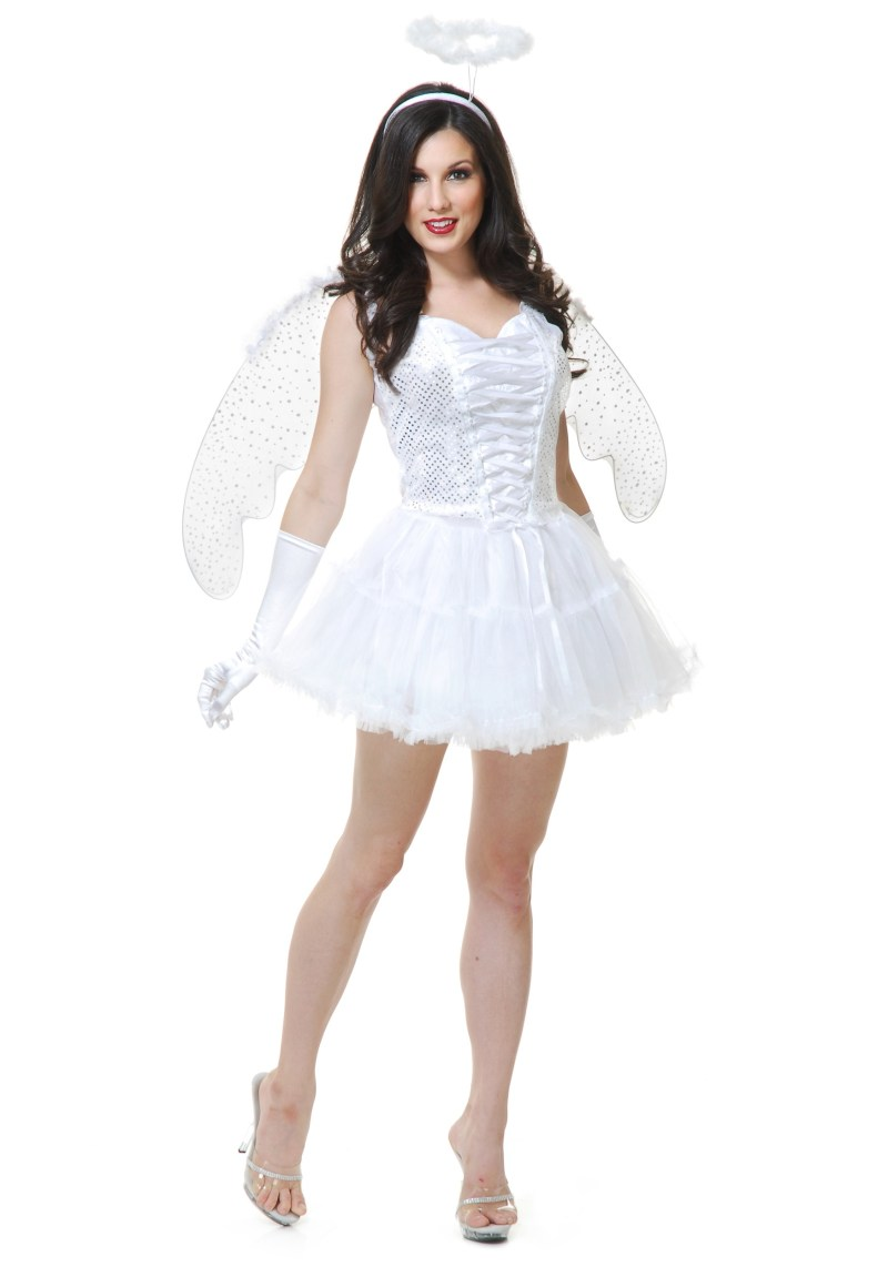 Large Of Angel Halloween Costume