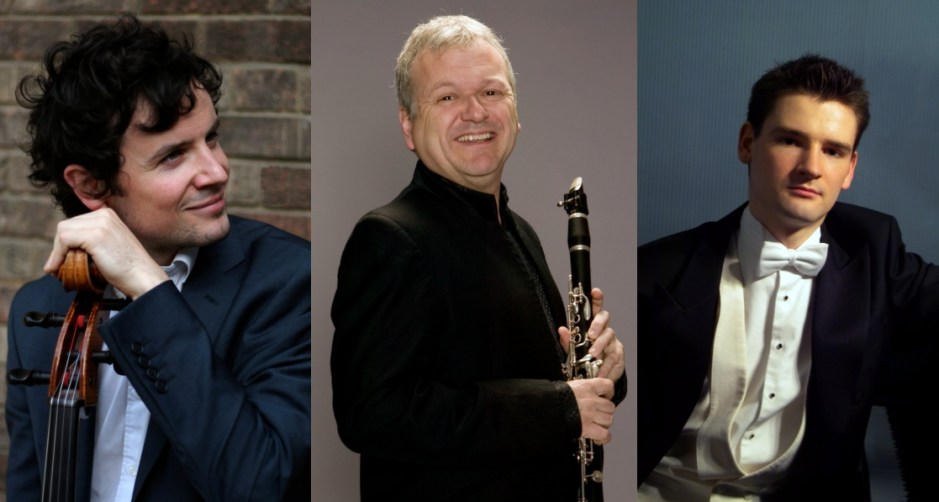 Brian O'Kane, Michael McHale & Michael Collins