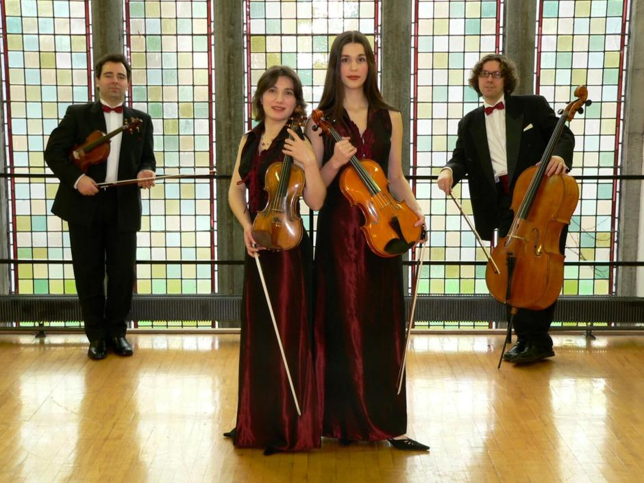 Beethoven Reflected II - The ConTempo Quartet