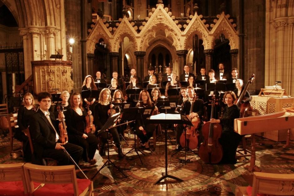 Irish Baroque Orchestra   Lute Recital by Thomas Dunford