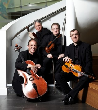 Vanbrugh Quartet. Pic: Miki Barlok, www.barlokphoto.com