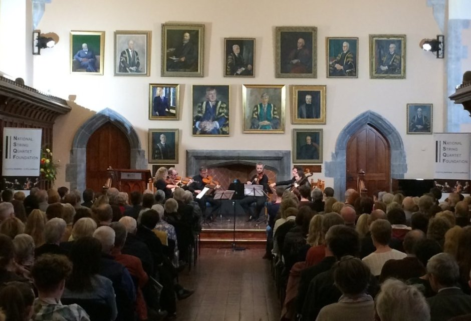 National String Quartet Foundation Gala Concert