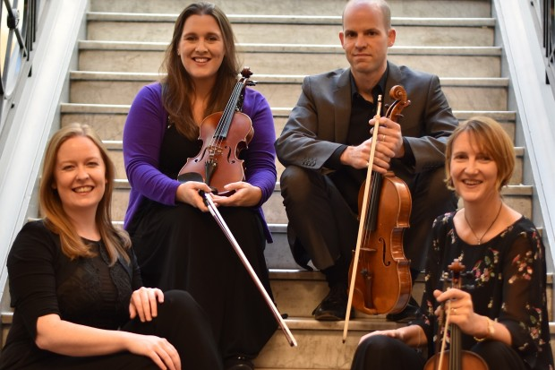 NSQF Quartets at Triskel: Ficino Ensemble