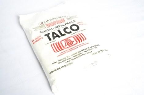 Azucar Talco x 10KG