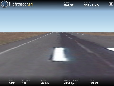 Flightradar24 - 3D