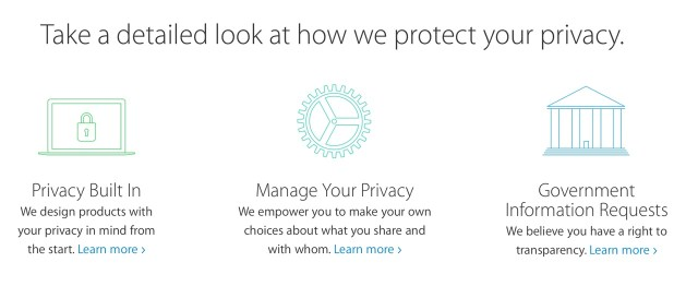 Apple - Privacy