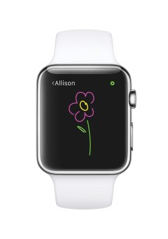 Watch WatchOS2 Flower