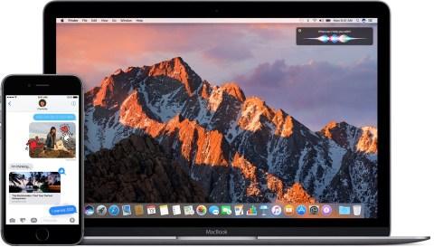 iOS 10 / macOS Siera