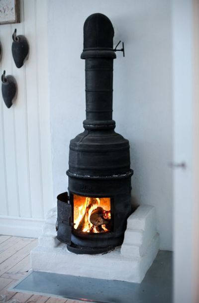 Gorgeous wood stoves you'll want to curl up near this winter | Cottage Life