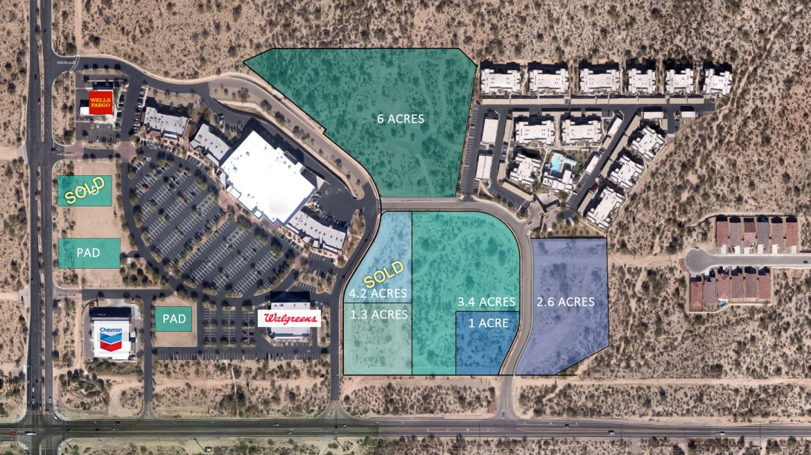 Dove Mountain Commercial Property