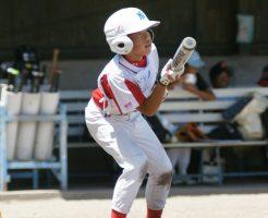 少年野球バント