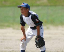少年野球選手